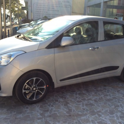 Hyundai Grand i10 AT 1.0 2017